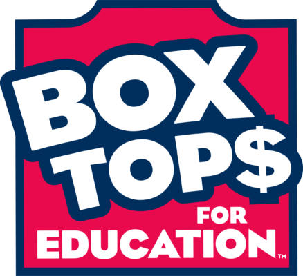 Logo for Box Tops for Education