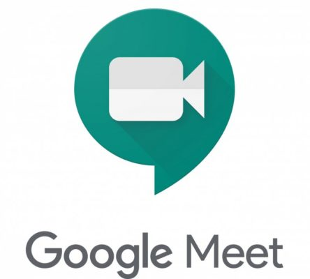 Logo for Google Meet