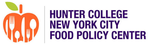Logo for Hunter College NYC Food Policy Center